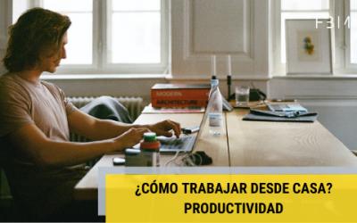 Cómo trabajar desde casa: 9 consejos para ser productivo durante COVID-19