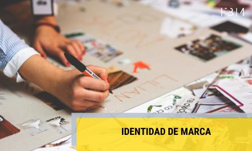 La identidad corporativa o la identidad de marca