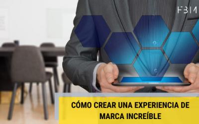 Construyendo una experiencia de marca online