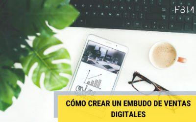 Creación y mejora de un embudo de ventas digitales